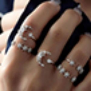 Star Style Star Ring